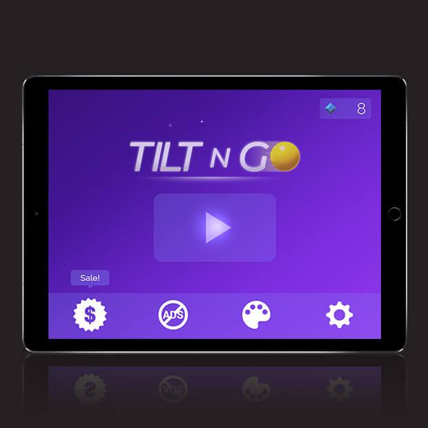 Tilt 'n Go